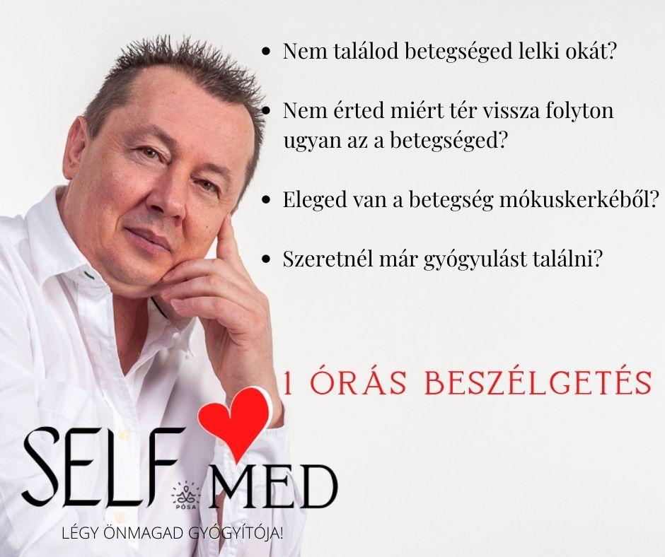 SelfMed. Légy önmagad gyógyítója